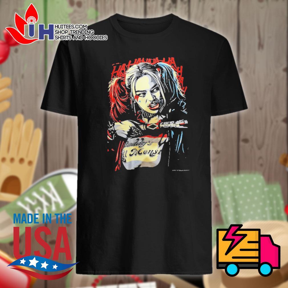Joker Daddy's Monster shirt