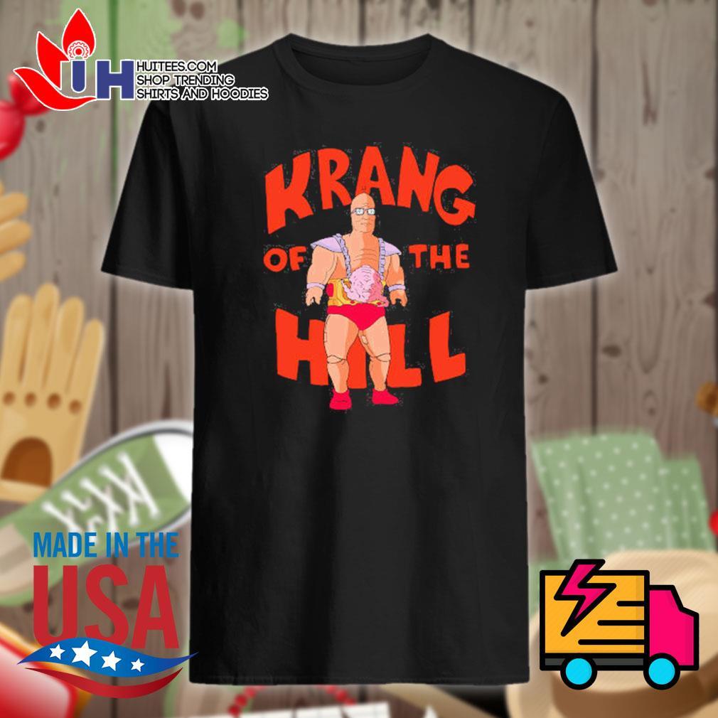 Dangit Krang of the hill shirt