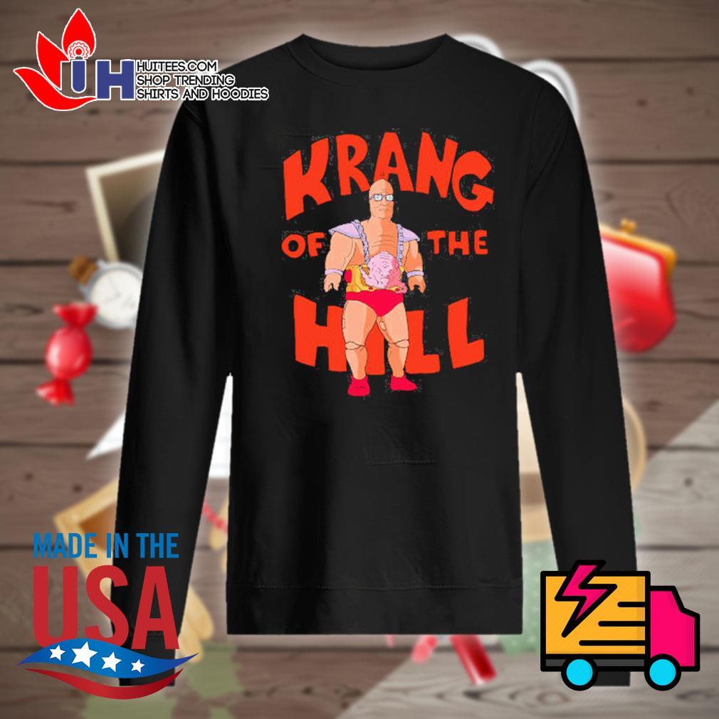 Dangit Krang of the hill s Sweater