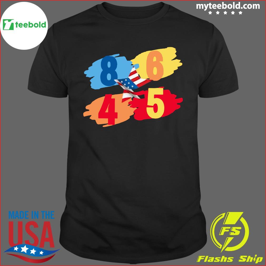 8645 New Shirt USA T-Shirt