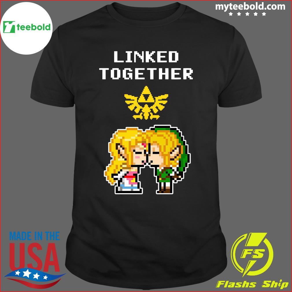 Linked Together Zelda X Link Shirt