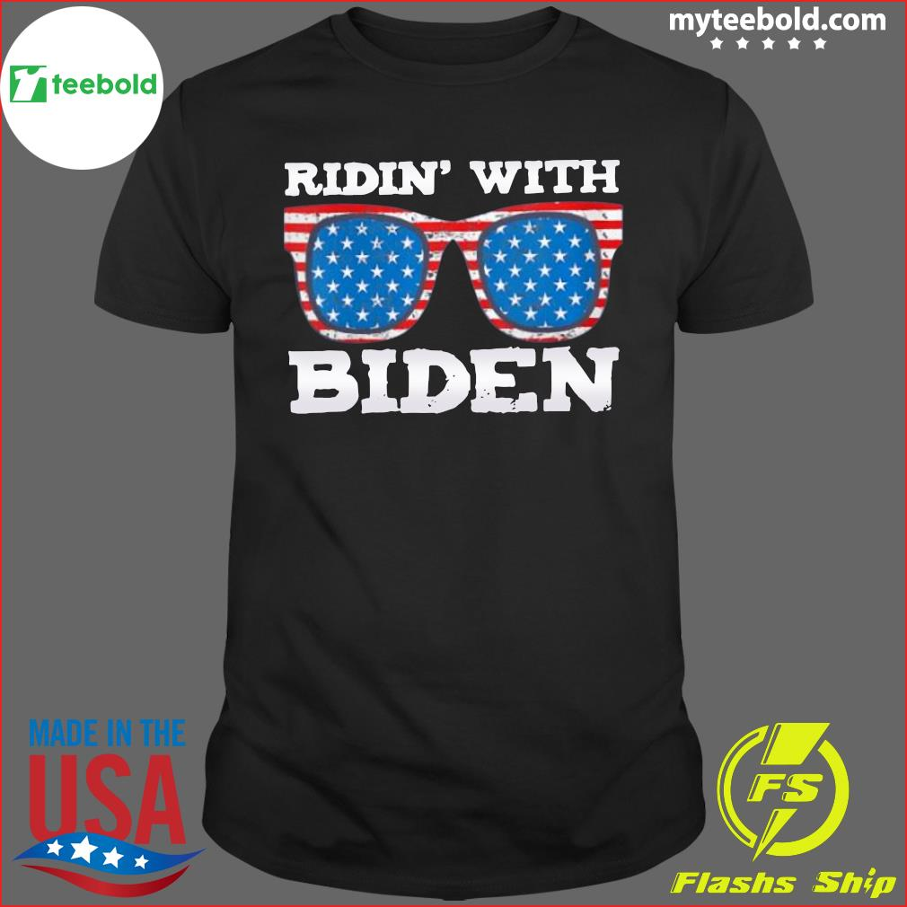 Ridin With Biden Joe Supporter USA Classic T-Shirt