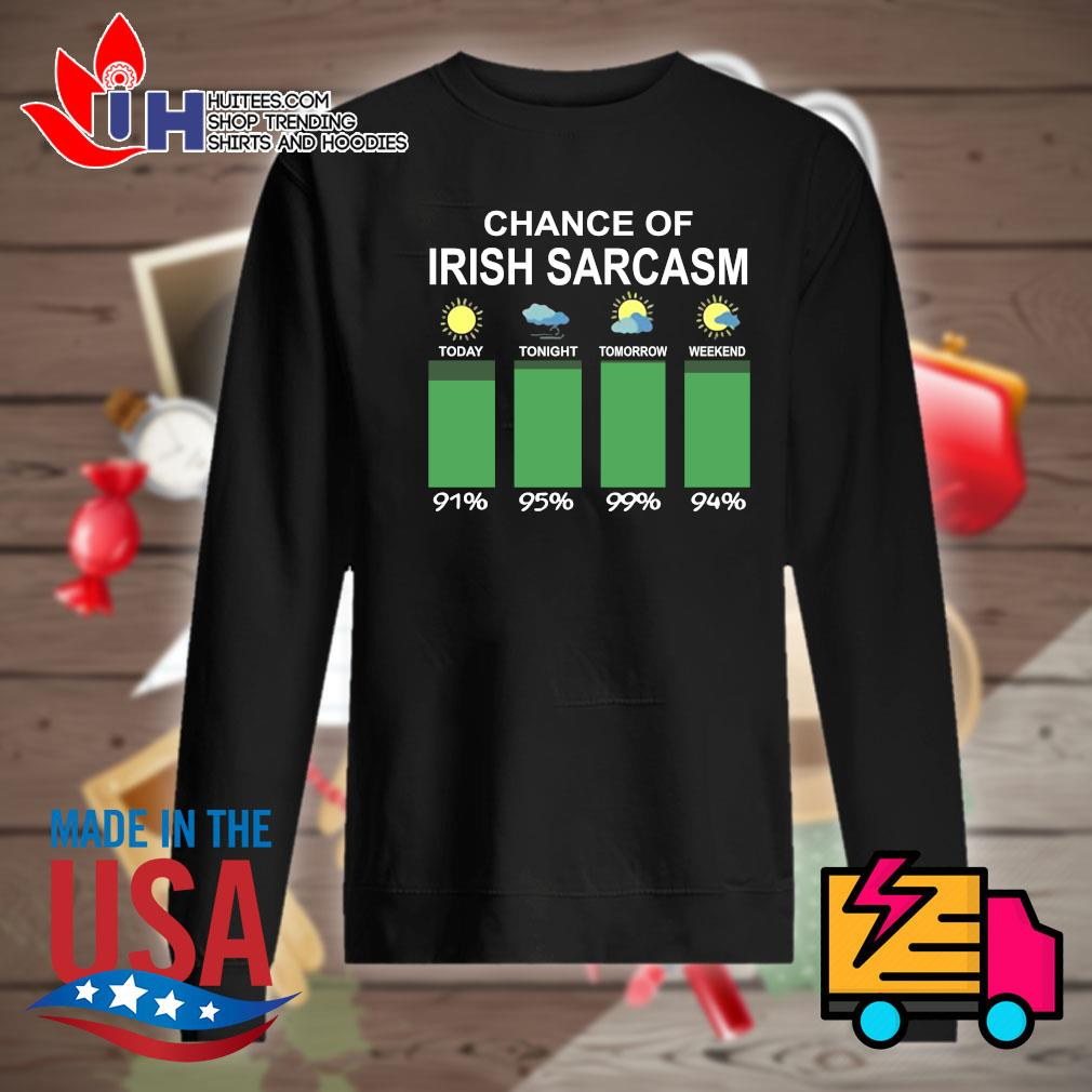 Chance of Irish sarcasm s Sweater