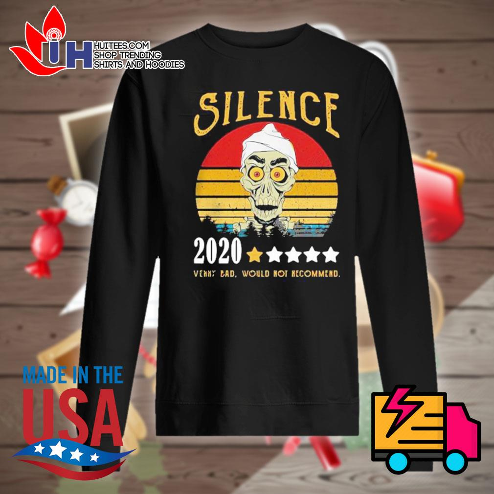 Achmed Silence rating star 2020 very bad would not recommend vintage s Sweater