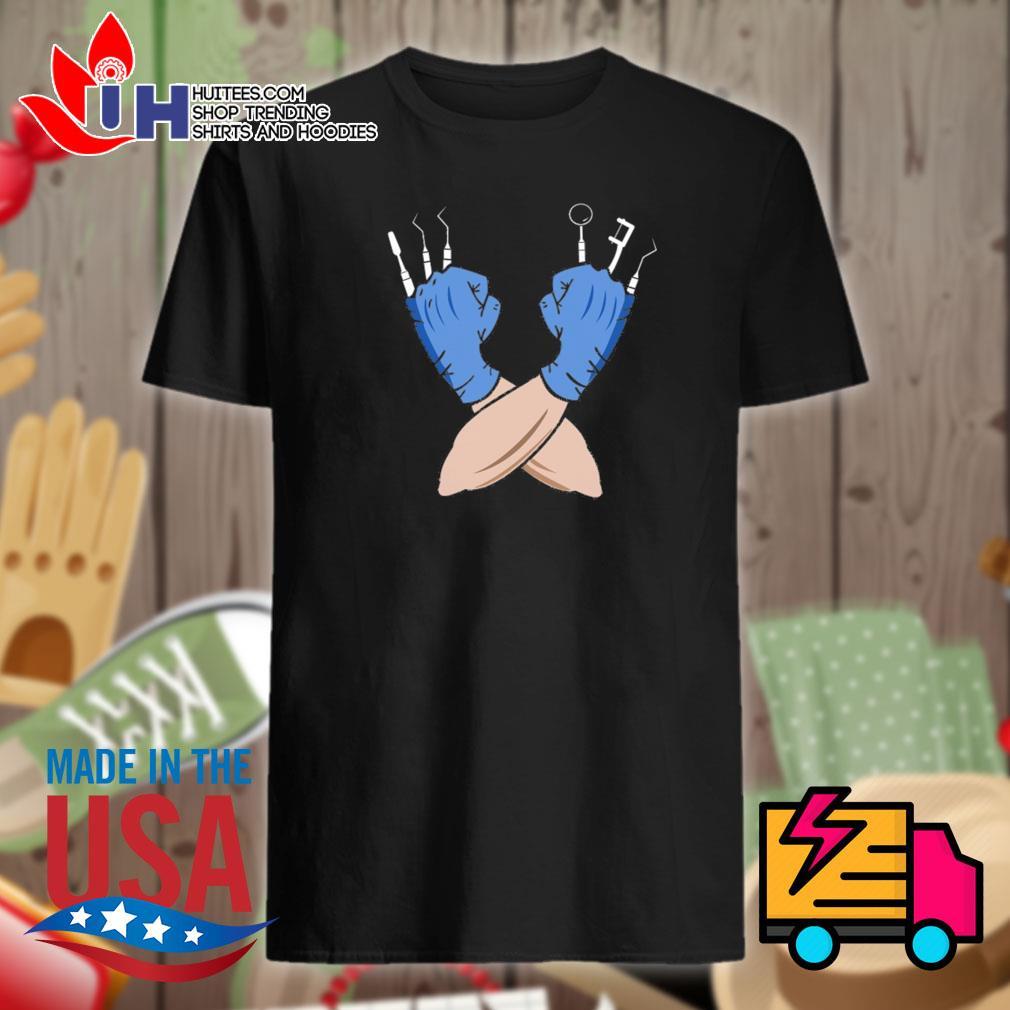 Dental Wolverine shirt