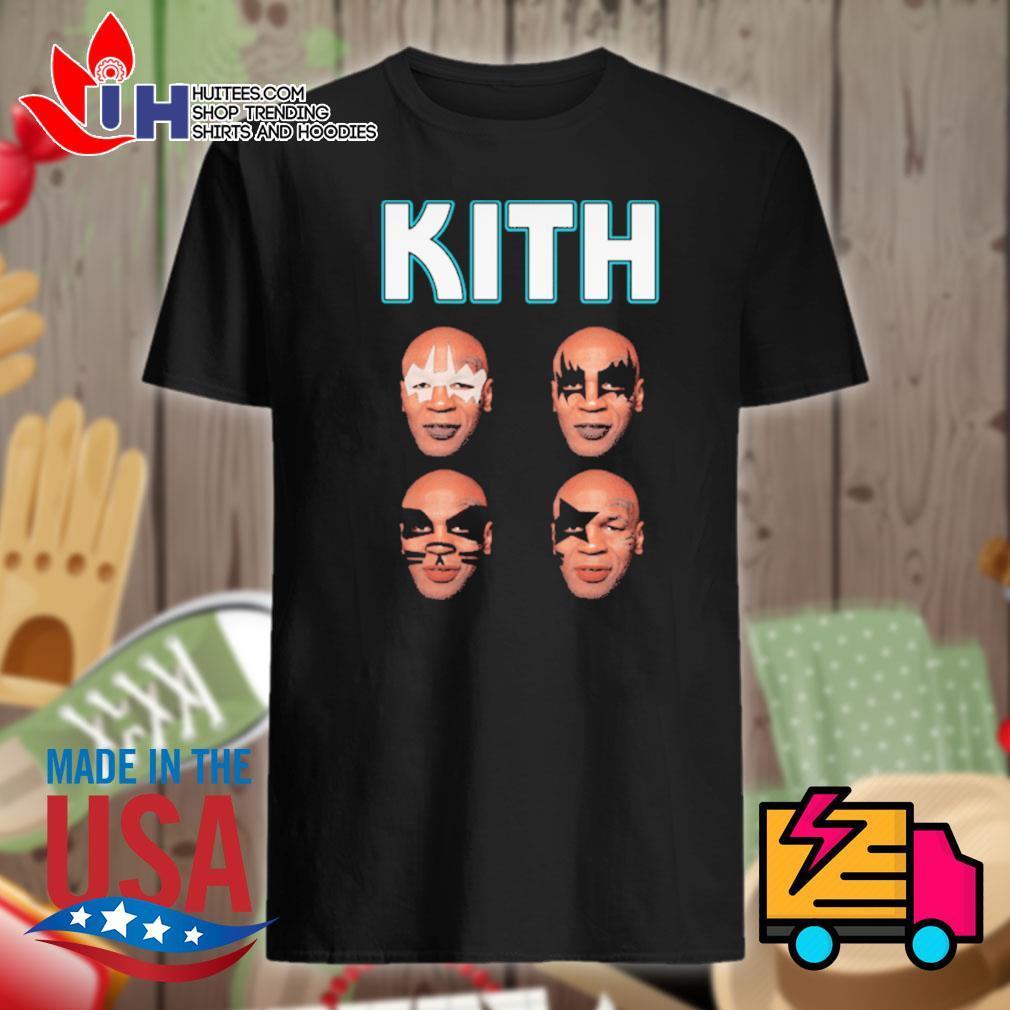 Iron Mike Tyson Kith Worn Look shirt