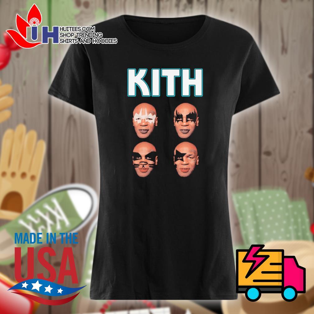 Iron Mike Tyson Kith Worn Look s Ladies t-shirt