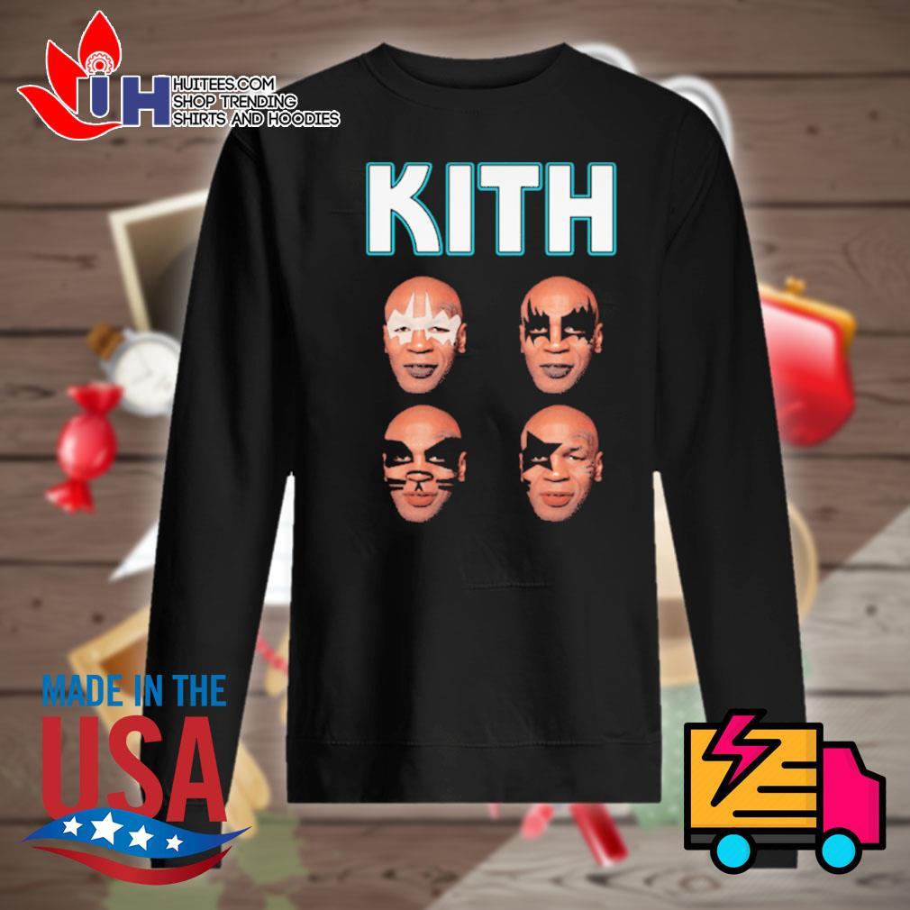 Iron Mike Tyson Kith Worn Look s Sweater