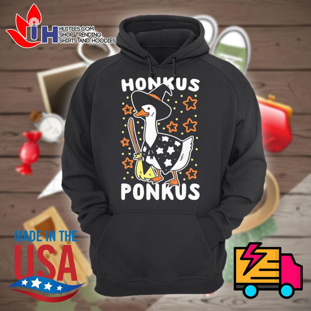 Duck Witch Honkus Ponkus Hallooween s Hoodie