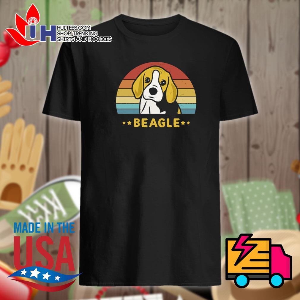Beagle vintage shirt