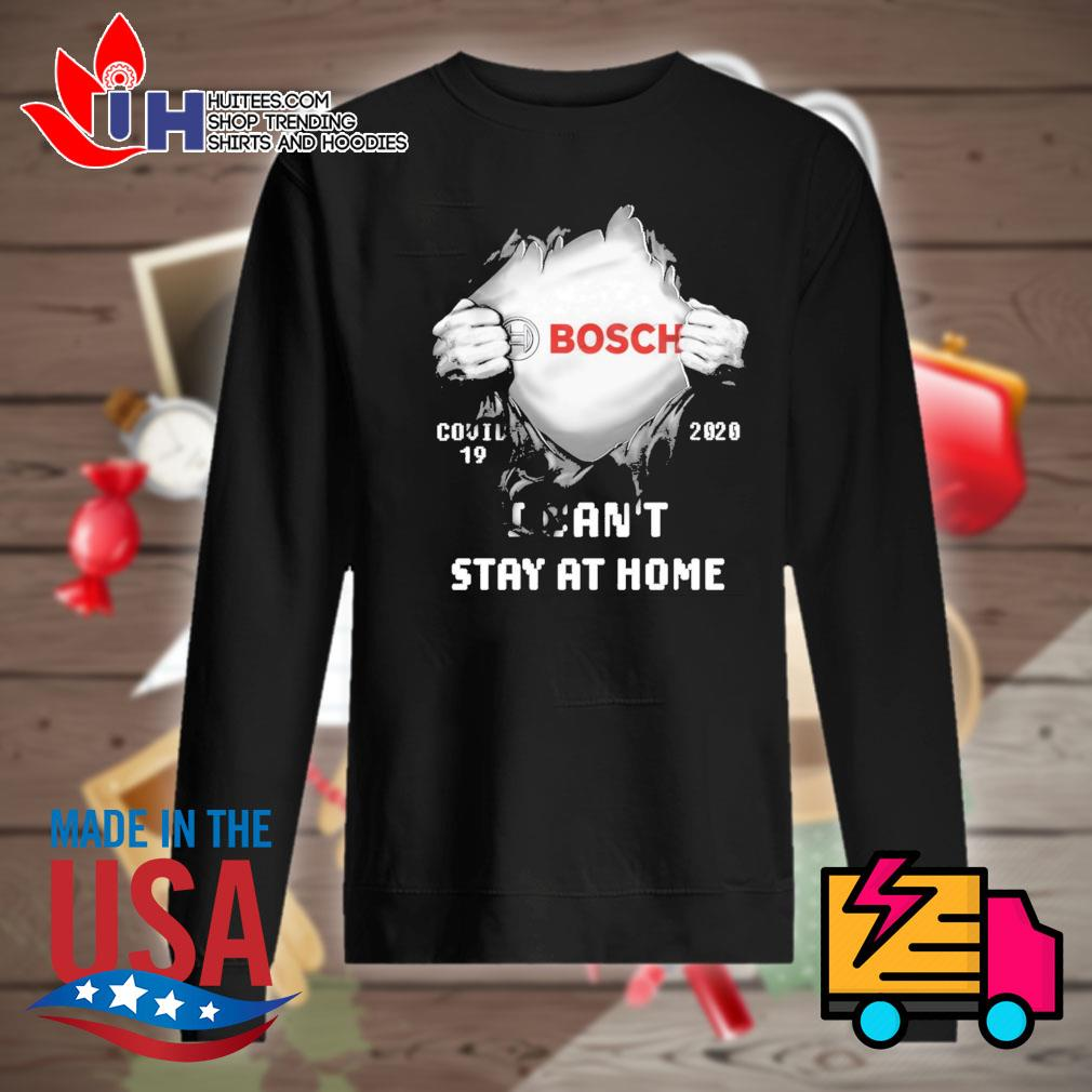 Blood inside me Bosch Covid 19 2020 I can't stay at home s Sweater
