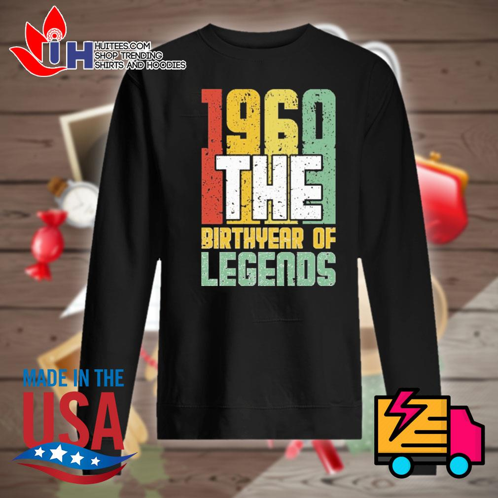 1960 the Birthyear of Legends s Sweater