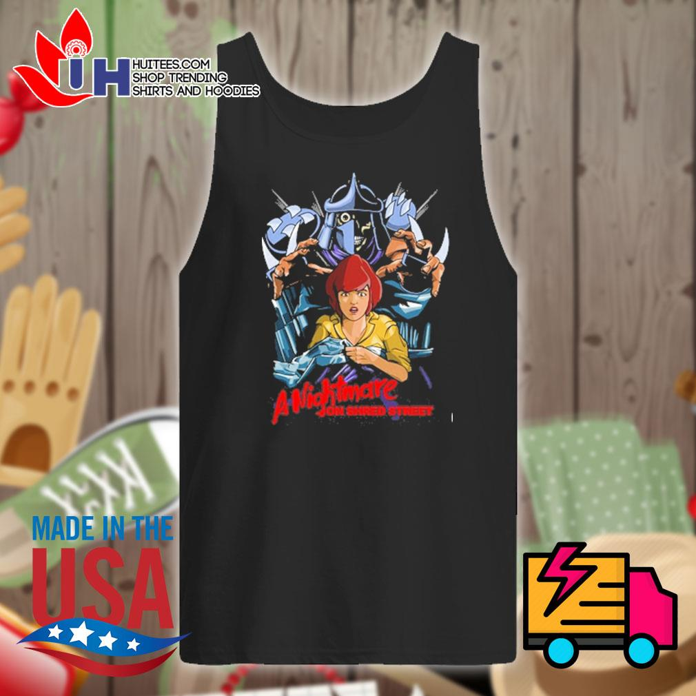 A Nightmare on shred street s Tank-top