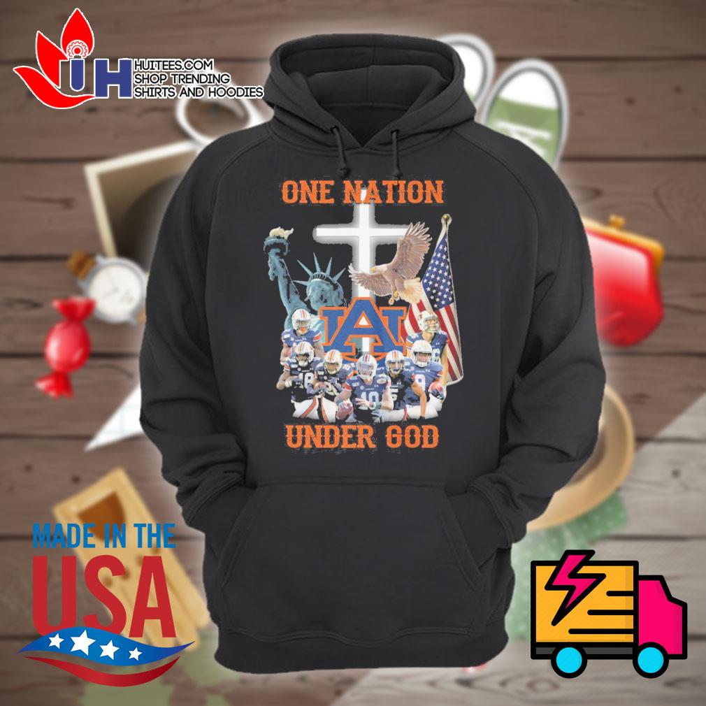 Auburn Tigers one Nation under God s Hoodie