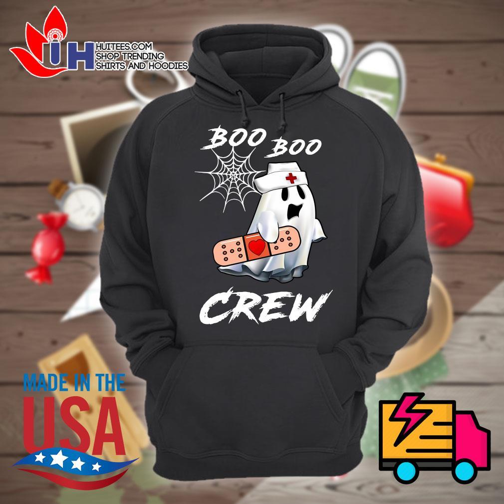 Boo Boo nurse crew Halloween s Hoodie