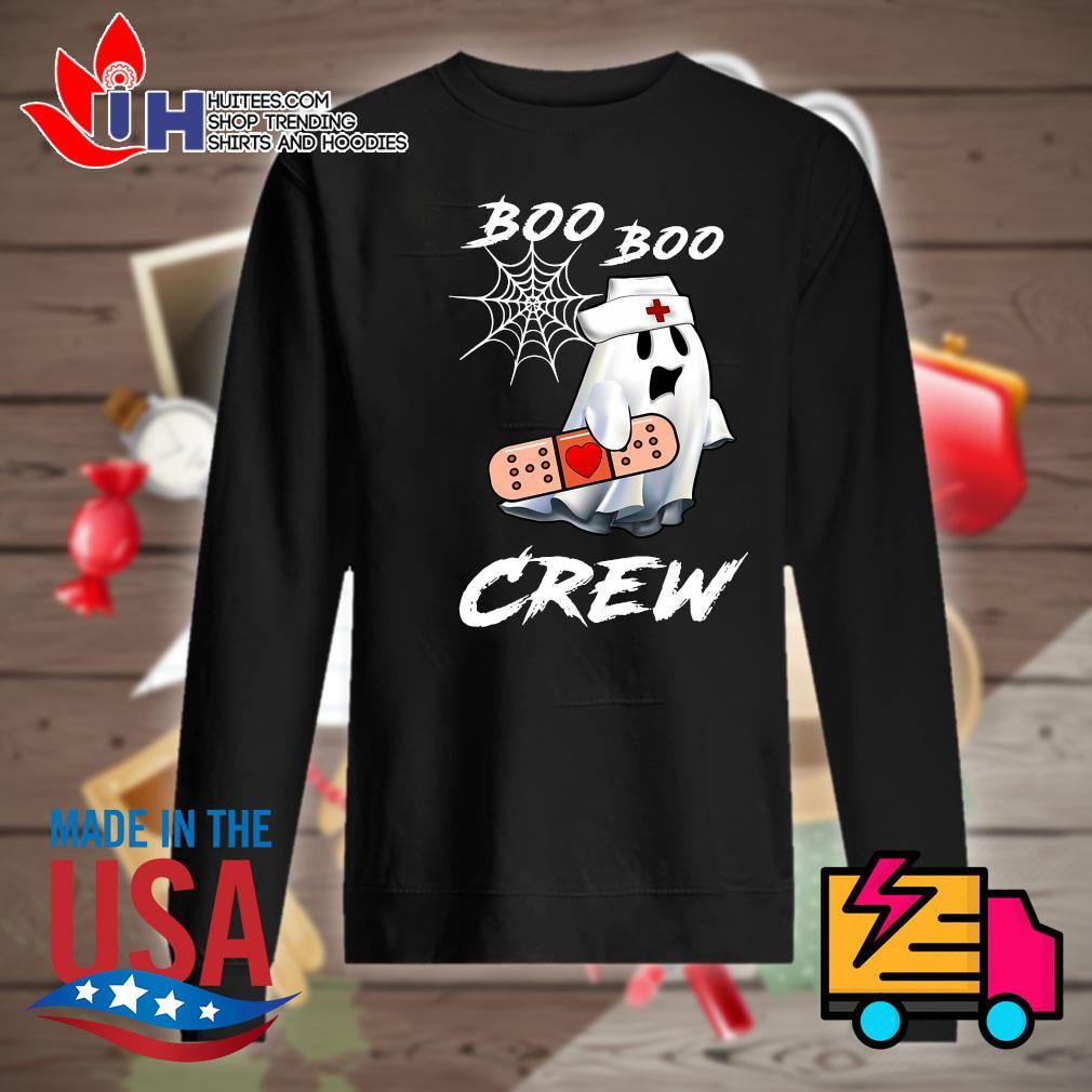 Boo Boo nurse crew Halloween s Sweater