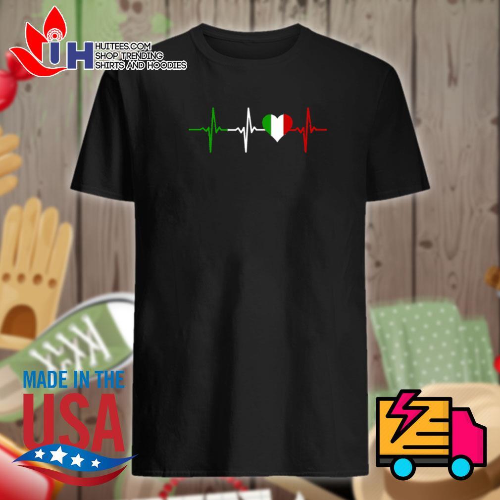 Italia Heartbeat shirt