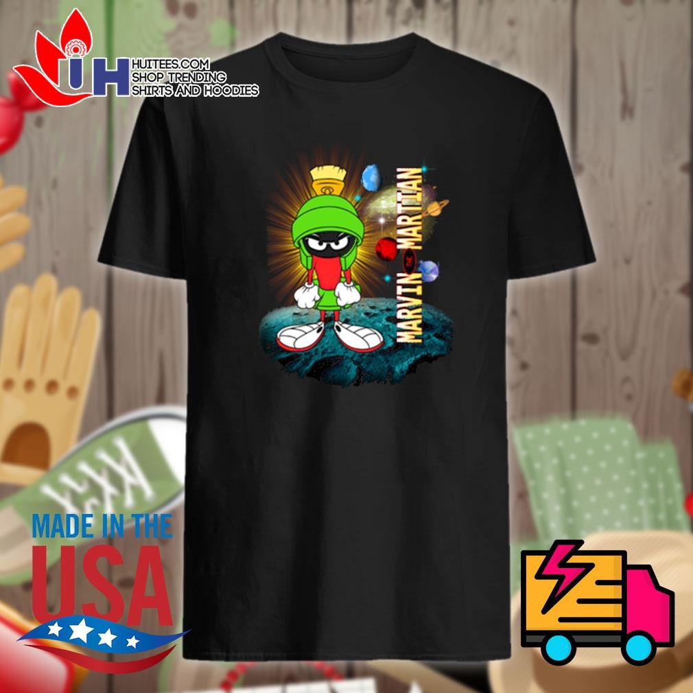 Marvin the Martian shirt