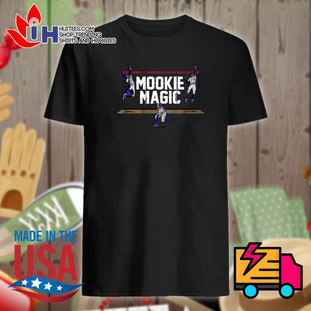 Los Angeles Mookie Magic shirt