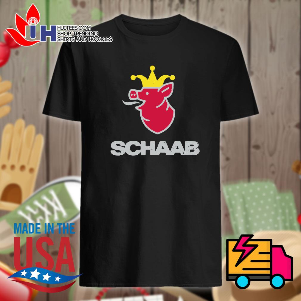 Pig King Schaab shirt