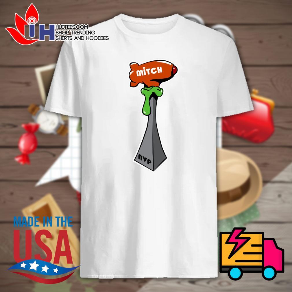 Super Bowl NVP Mitch cup shirt