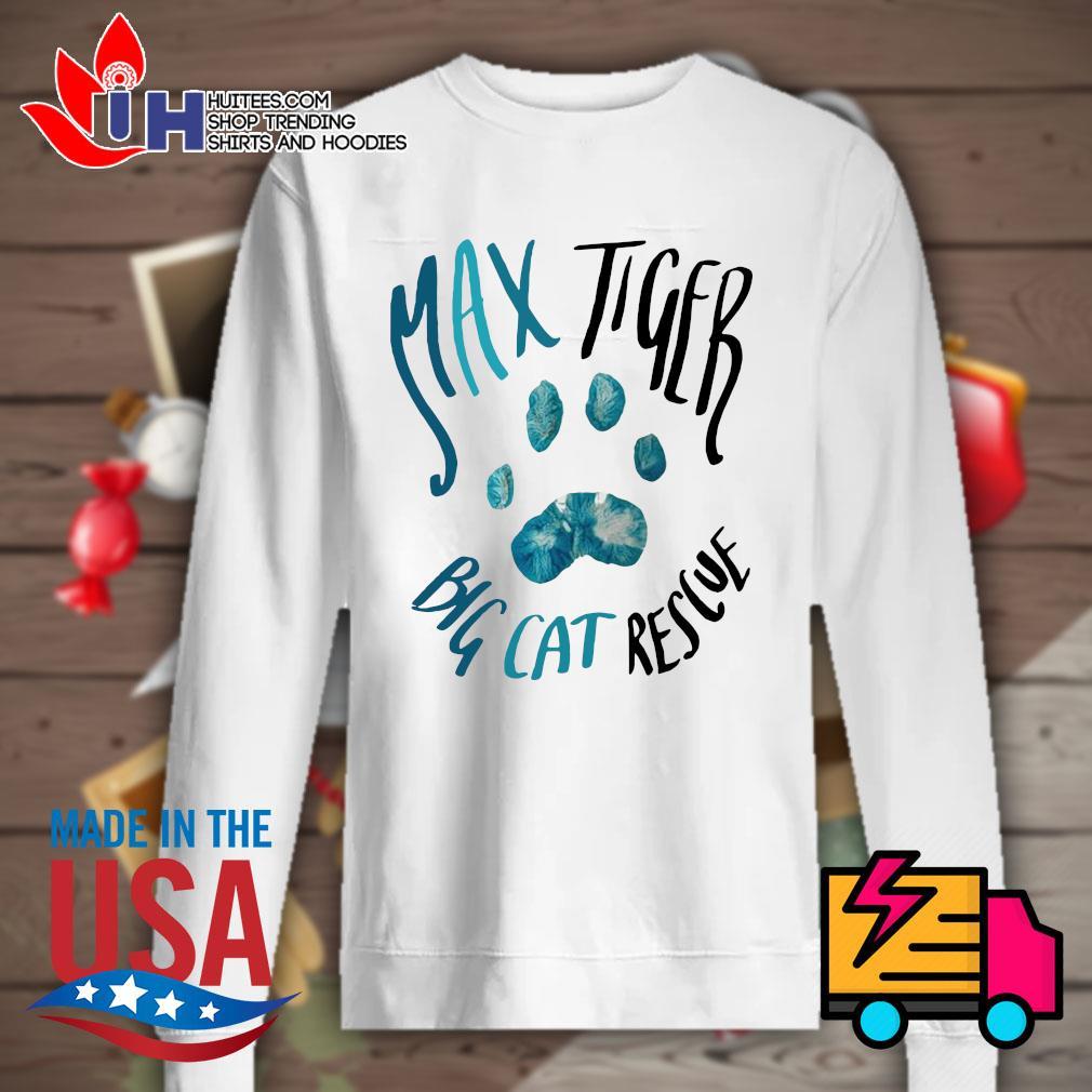 Max Tiger big cat rescue s Sweater