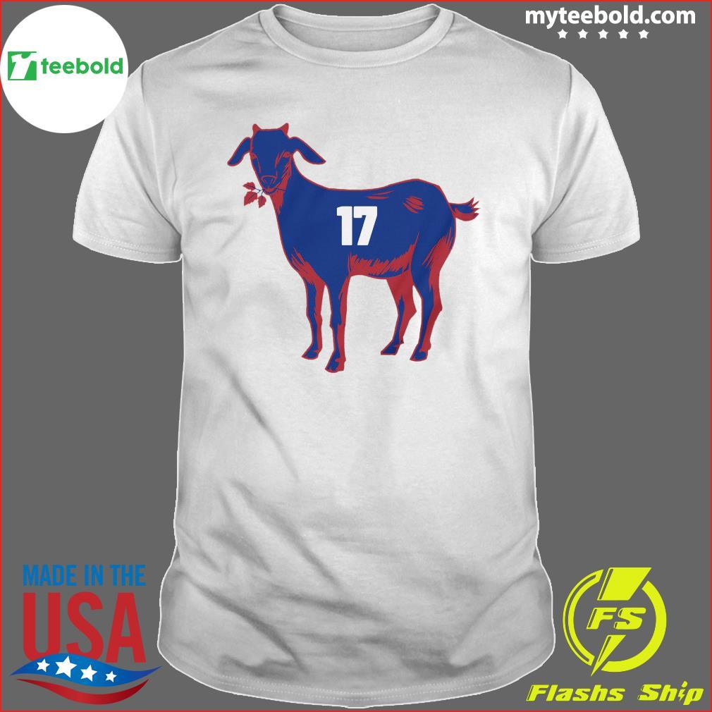17 Goat Allen For Buffalo Bill Shirt