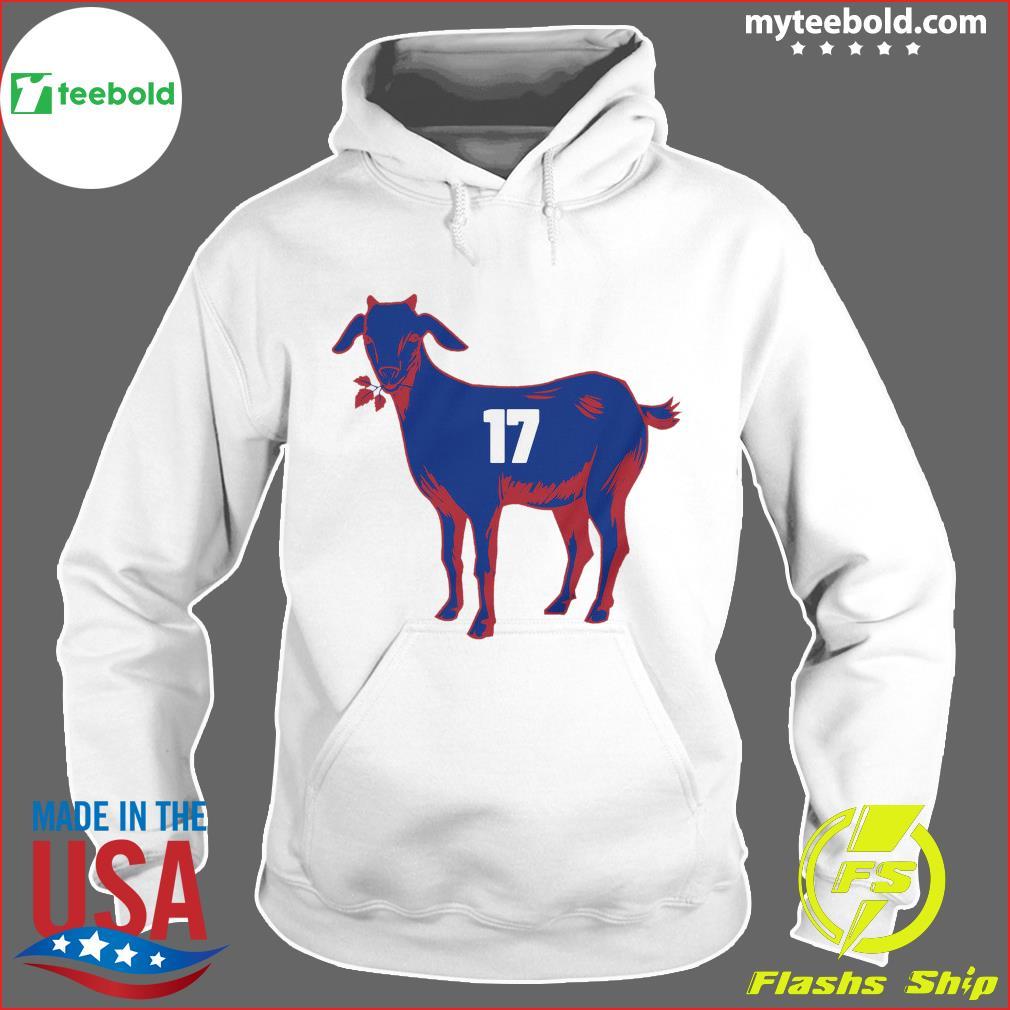 17 Goat Allen For Buffalo Bill Shirt Hoodie