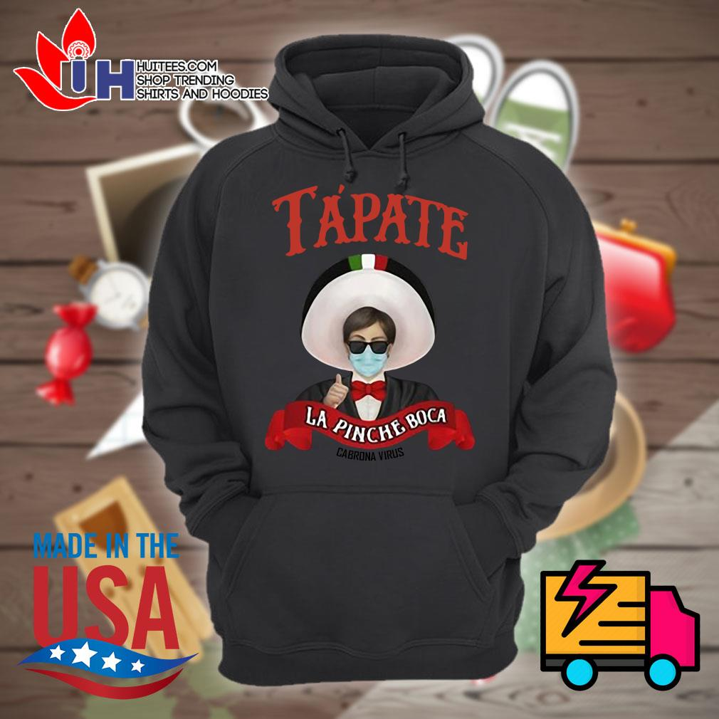 Tapate La Pinche Boca Cobrona Virus s Hoodie