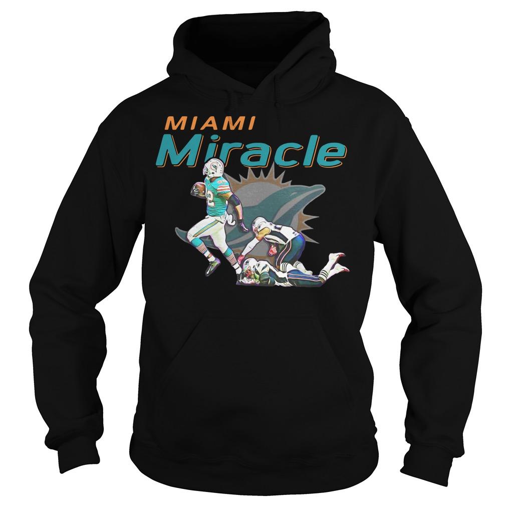 Miami Miracle Miami Dolphins Hoodie