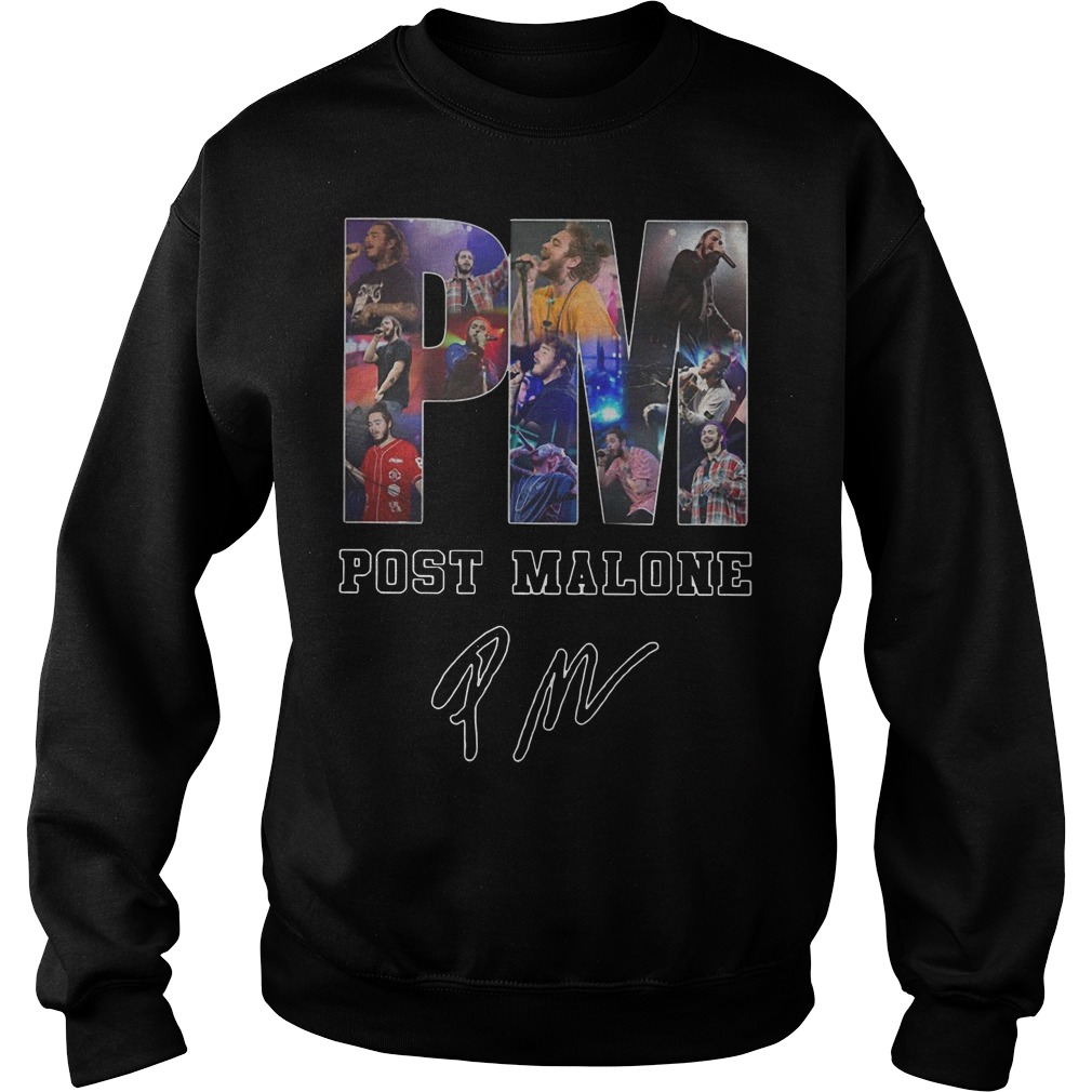 Post Malone Signed Autographed Sweater