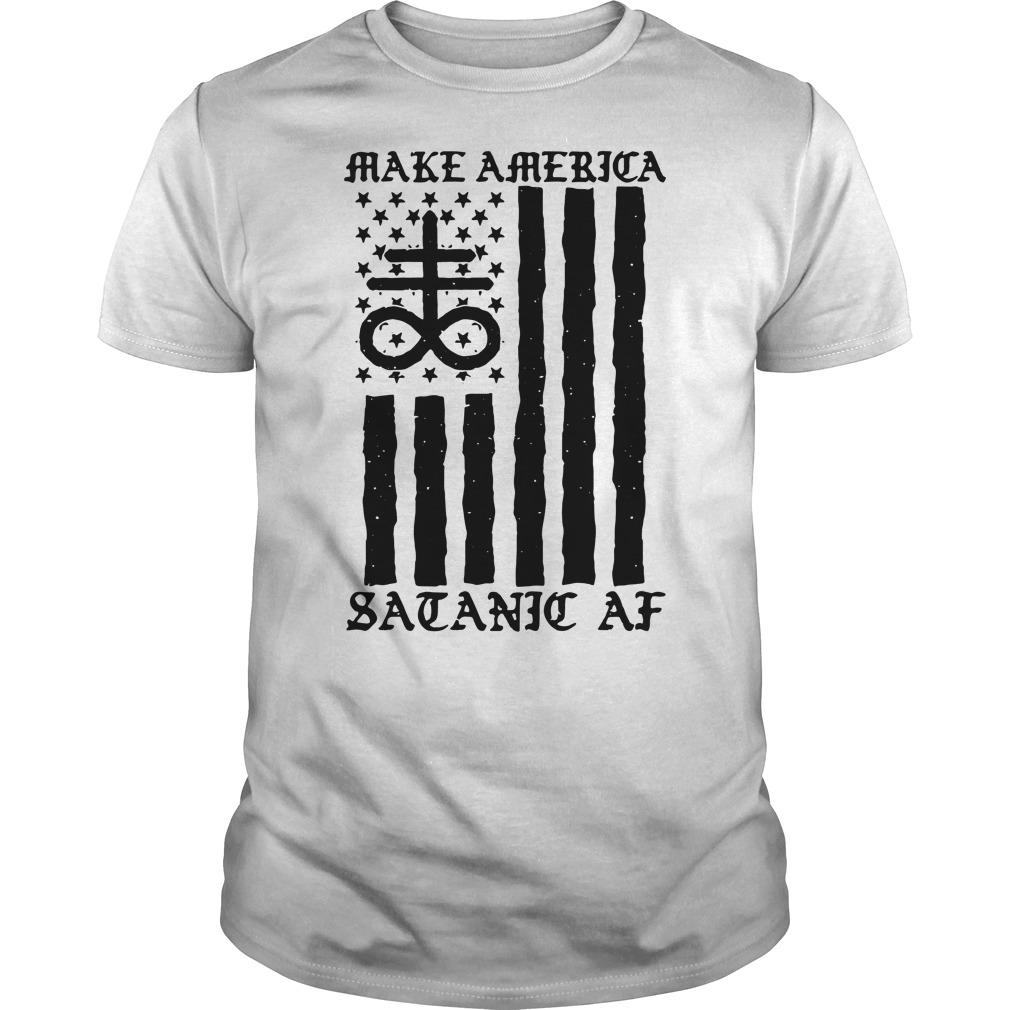 Make america scenic af Guys t-shirt