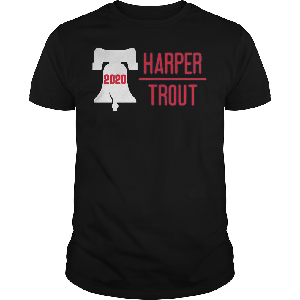 Harper Trout 2020 Guys t-shirt