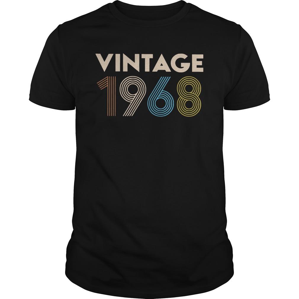 Vintage 1968 Guys t-shirt