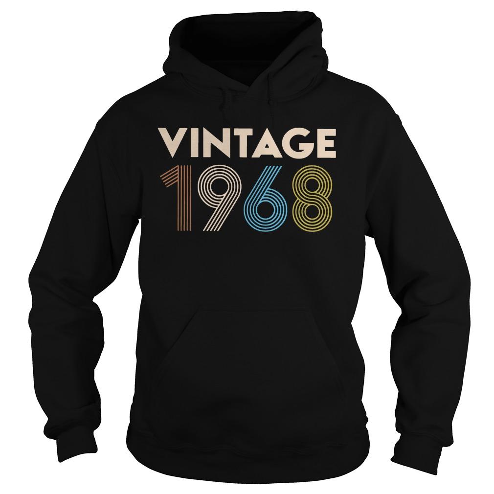 Vintage 1968 Hoodie