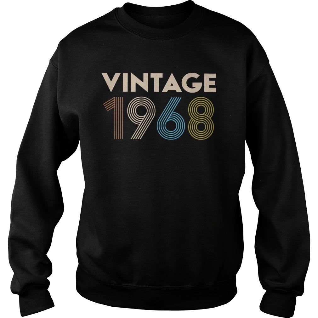 Vintage 1968 Sweater