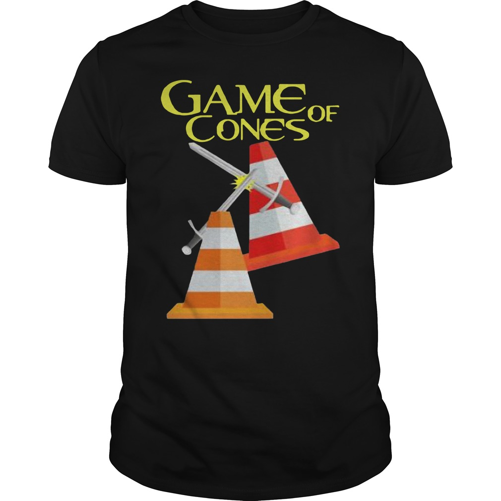 Game Of Thrones Game of Cones Guys t-shirt