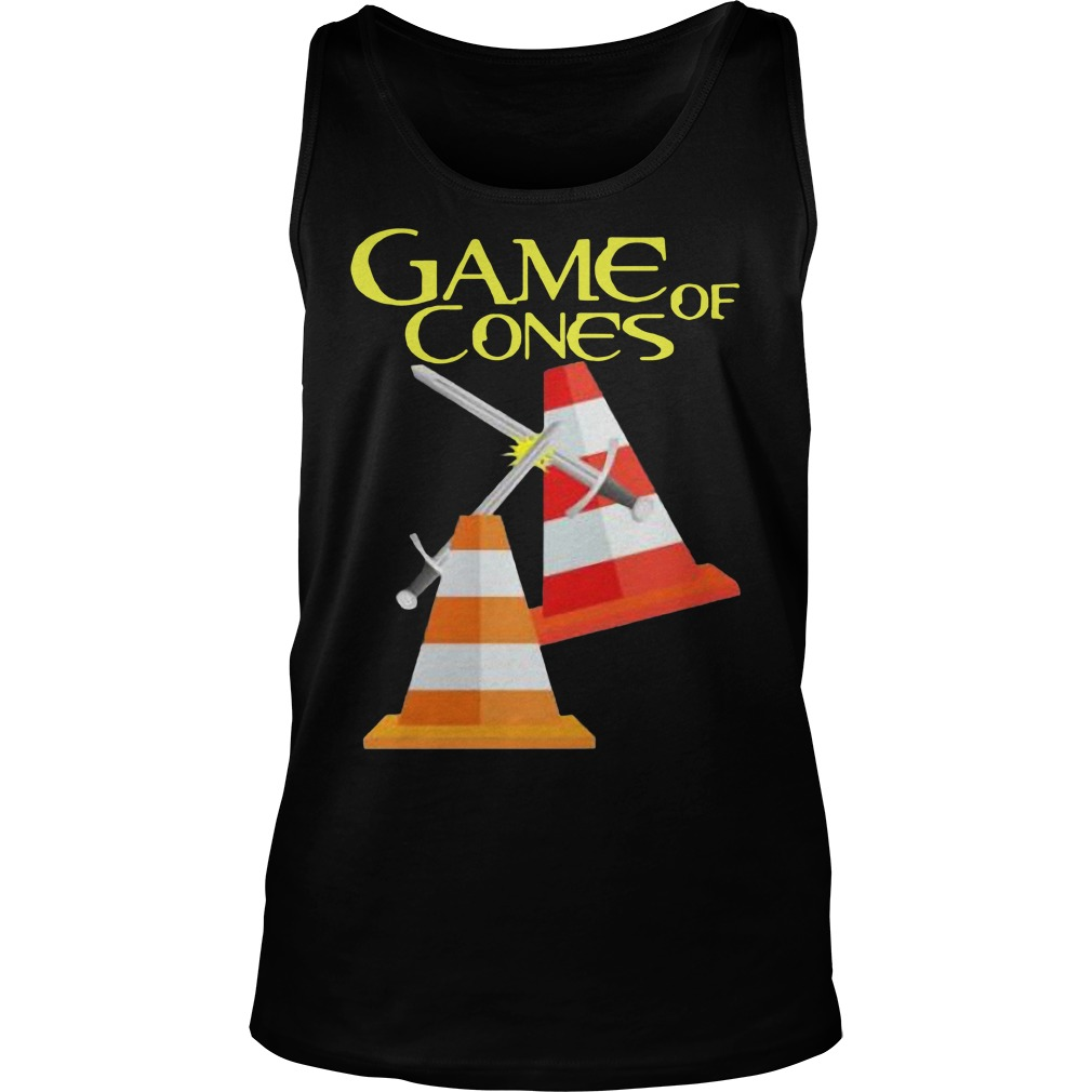 Game Of Thrones Game of Cones Tank top