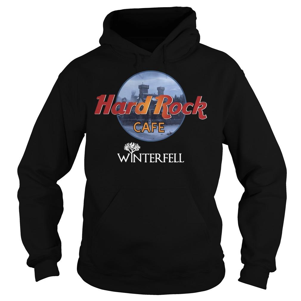 Hard rock cafe winterfell Hoodie