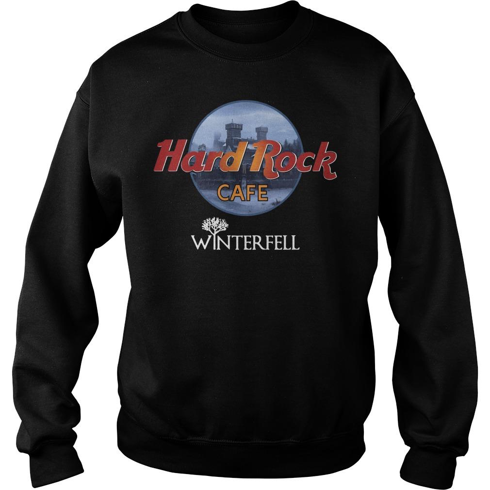 Hard rock cafe winterfell Sweater