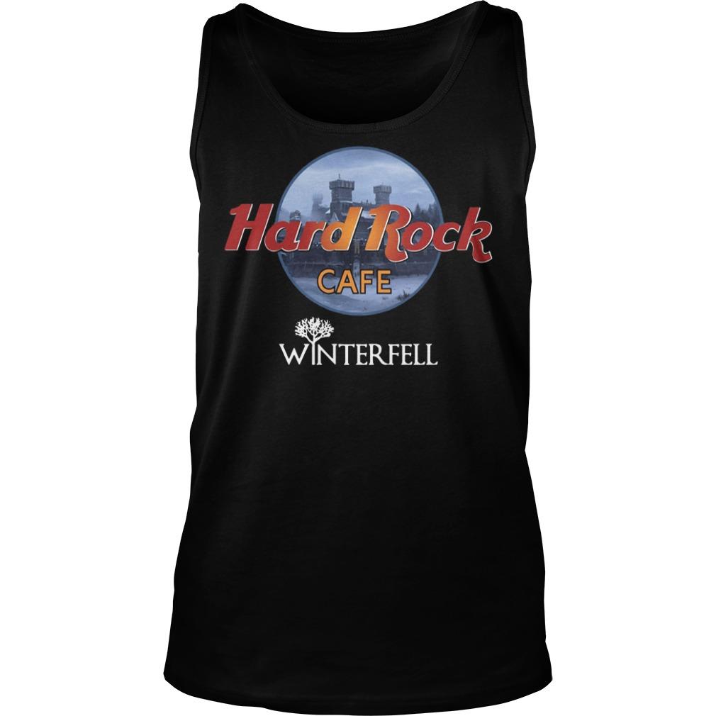 Hard rock cafe winterfell Tank top