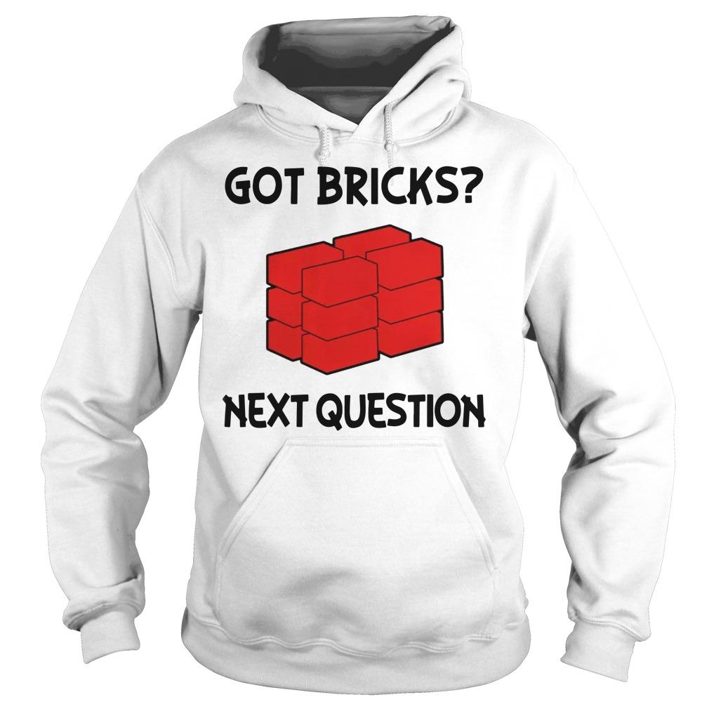 Jusuf Nurkic Got Bricks Next Question Hoodie