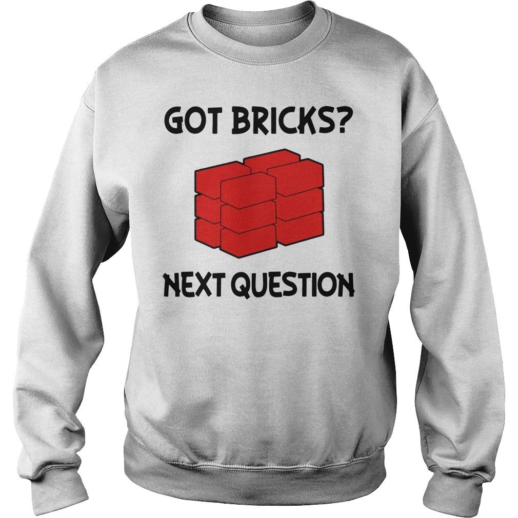 Jusuf Nurkic Got Bricks Next Question Sweater