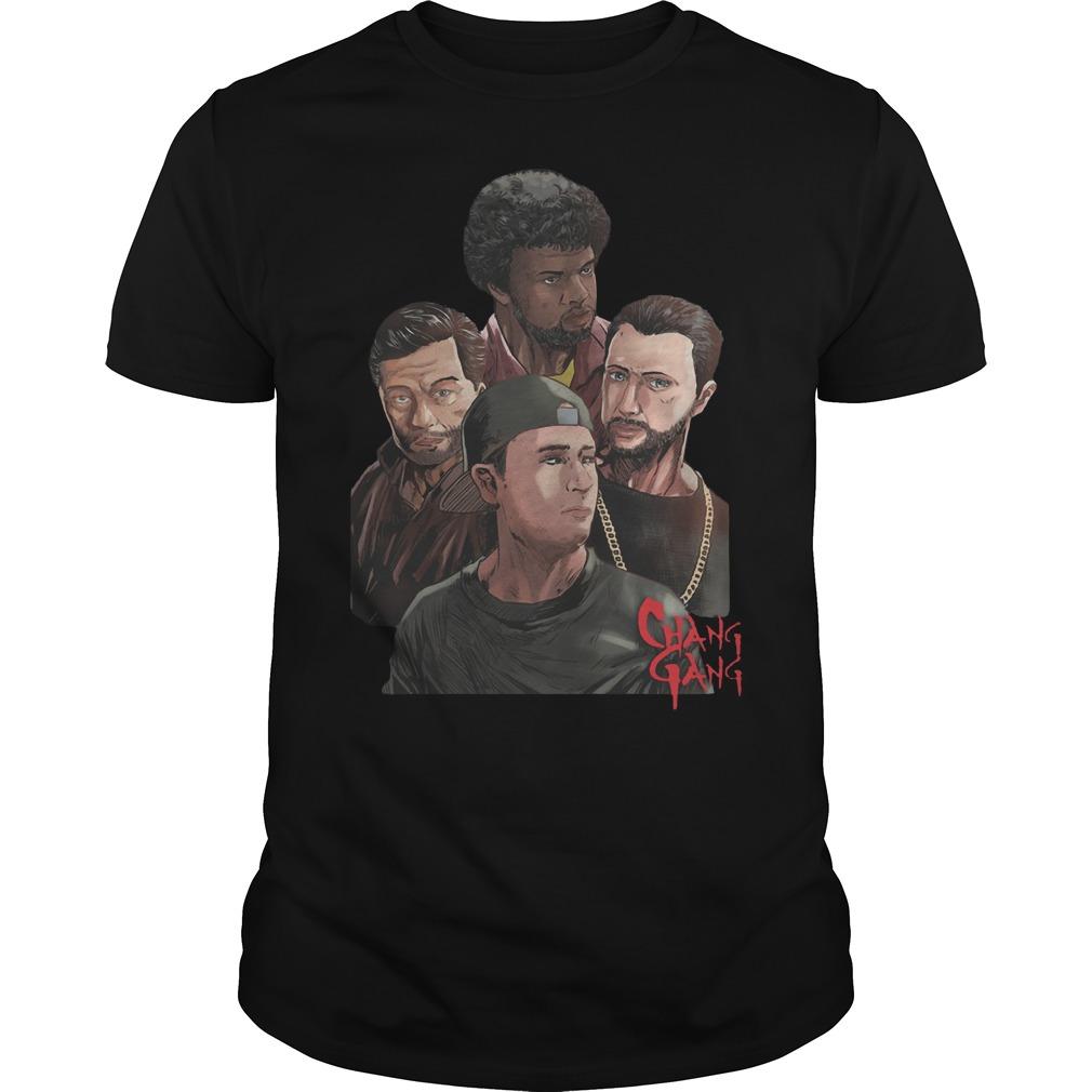 Lordkebun Chang Gang Guys t-shirt
