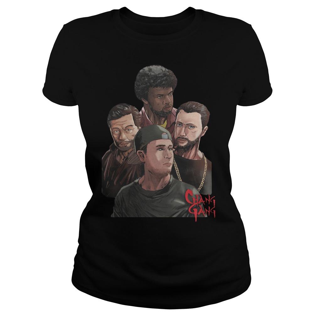 Lordkebun Chang Gang Ladies t-shirt