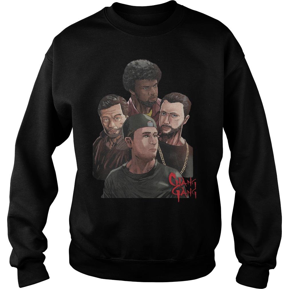 Lordkebun Chang Gang Sweater