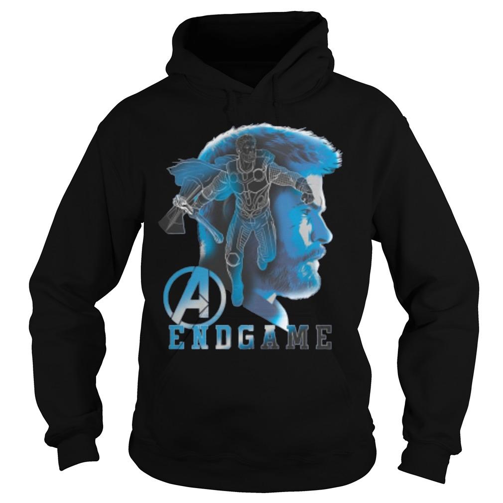 Marvel Avengers Endgame Thor Hoodie