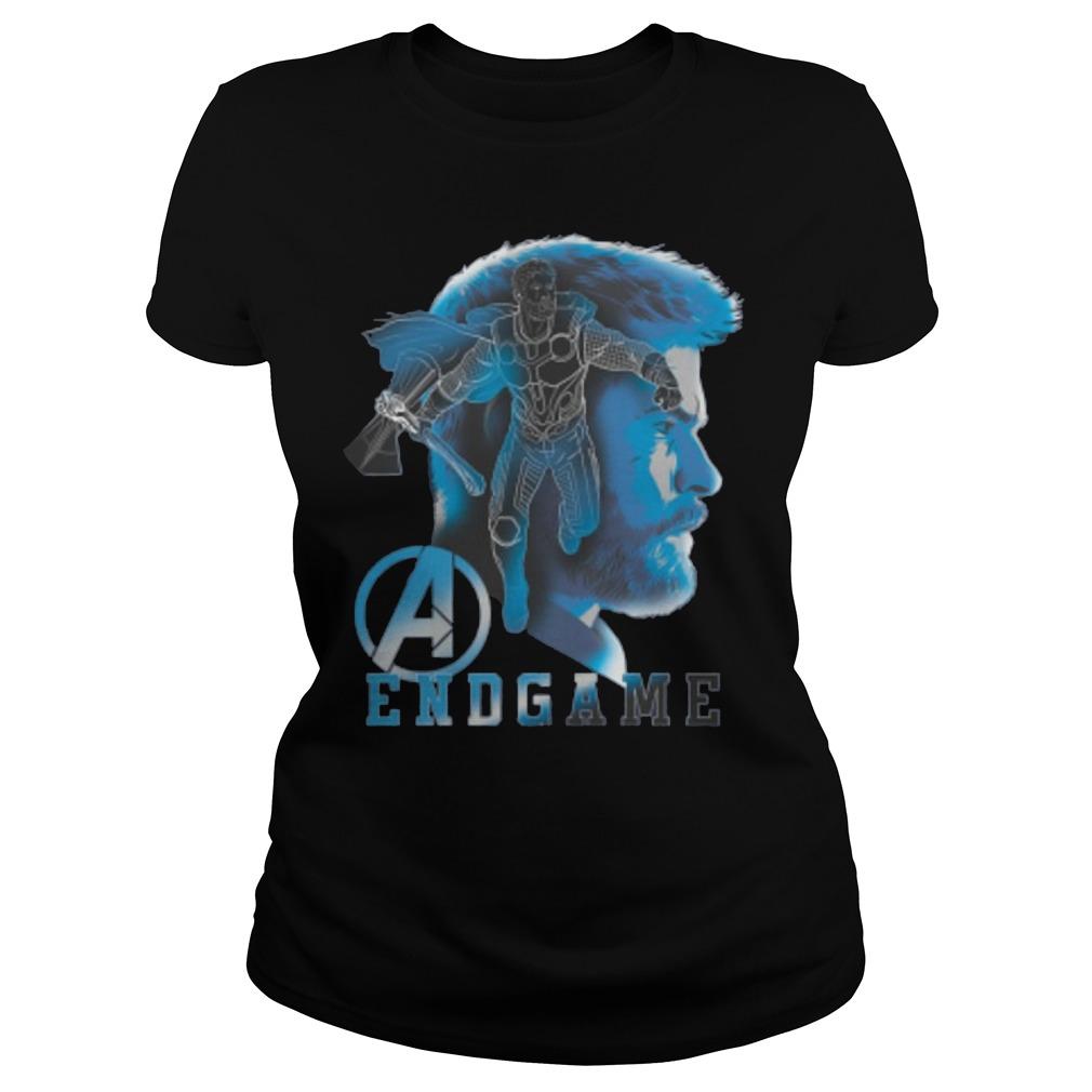 Marvel Avengers Endgame Thor Ladies t-shirt