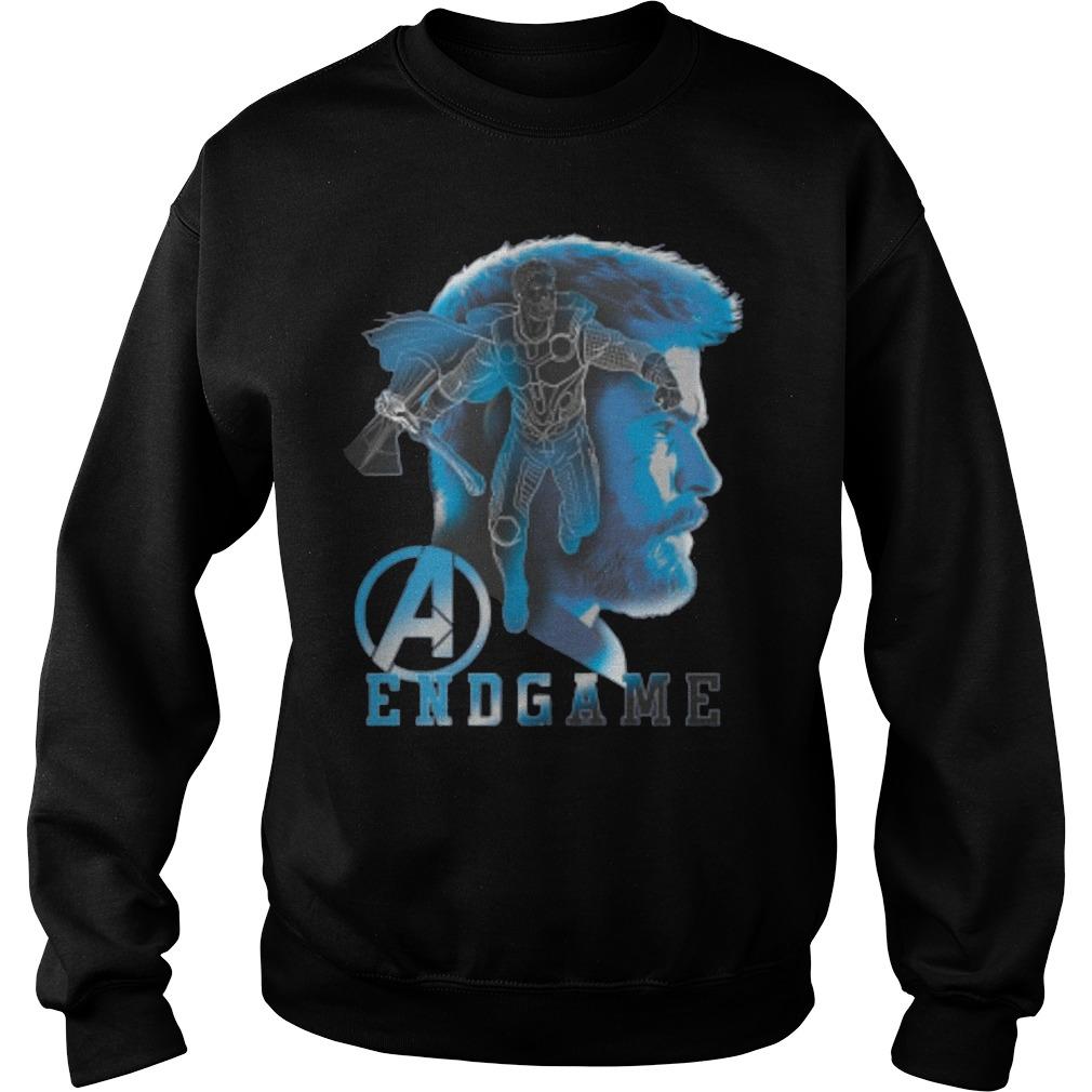 Marvel Avengers Endgame Thor Sweater