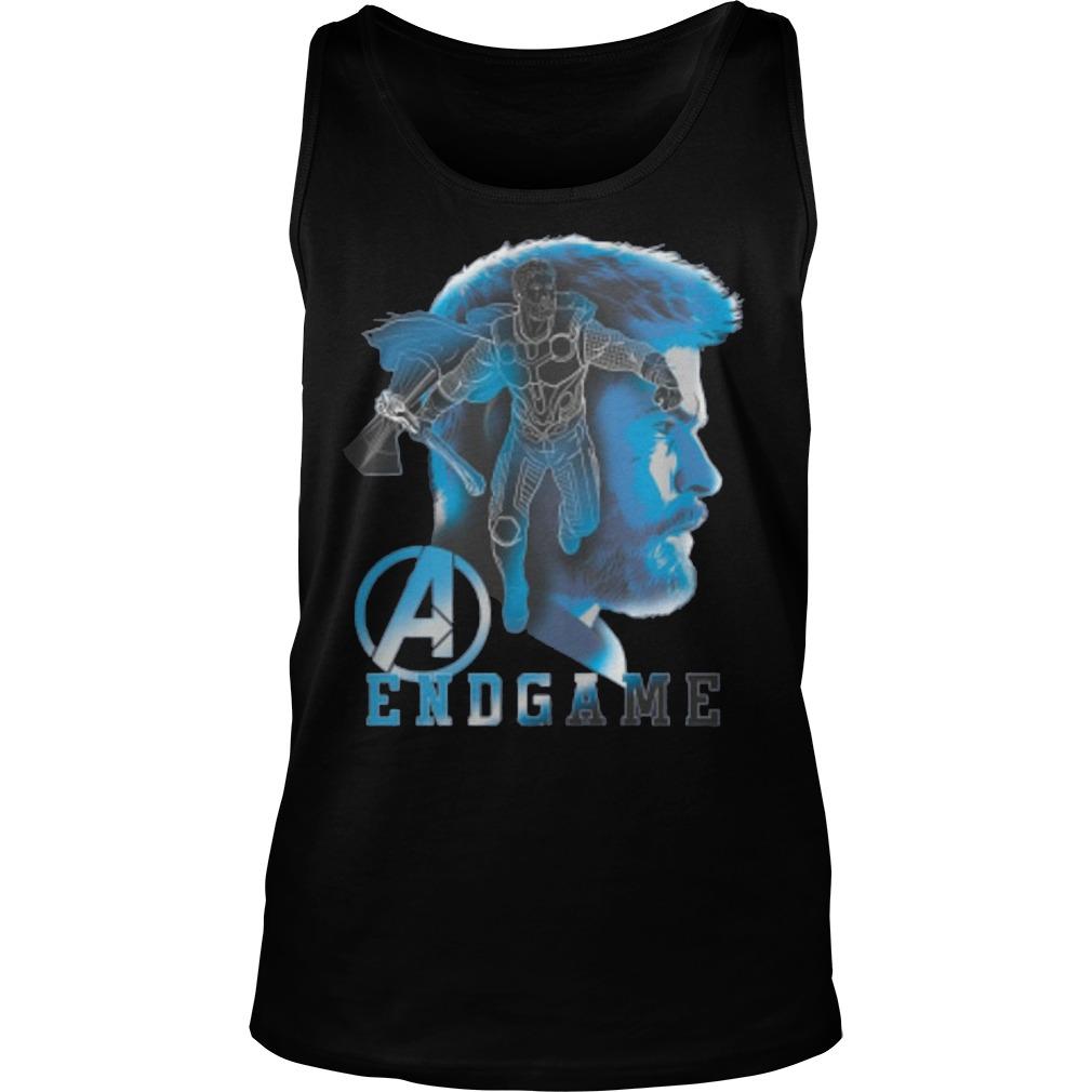 Marvel Avengers Endgame Thor Tank top